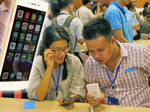 Giới thiệu điện thoại Bphone - Điện thoại đầu tiên được sản xuất hoàn toàn tại Việt Nam