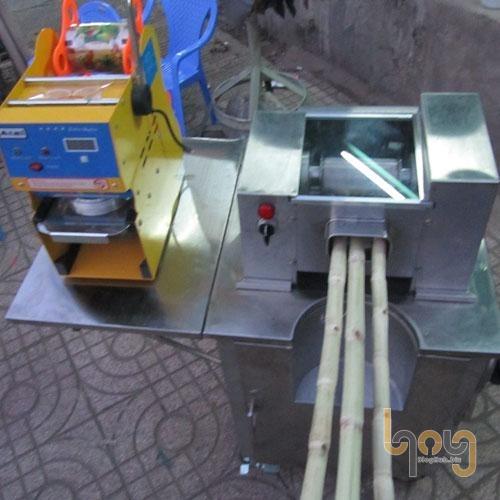 Xe nước mía siêu sạch