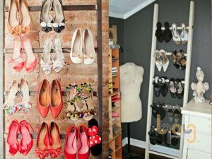 Bảo quản giày dép tại nhà