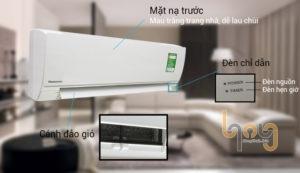 Máy lạnh inverter tiết kiệm điện của hãng Panasonic