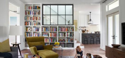 Phòng đọc sách gia đình