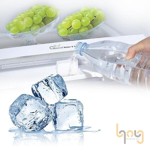 Những cách dùng nước đá viên chống nóng hiệu quả