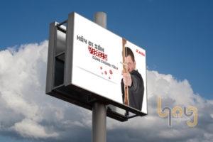 Poster quảng cáo tấm lớn
