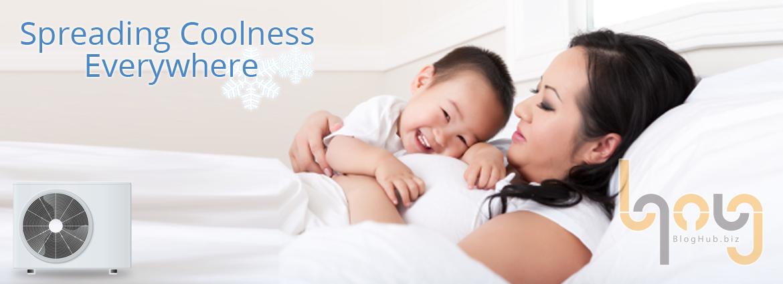 Cho trẻ ngủ máy lạnh không đúng cách, trẻ dễ nhiễm bệnh