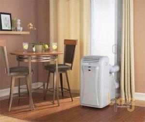 Máy lạnh di động dùng cho phòng bếp