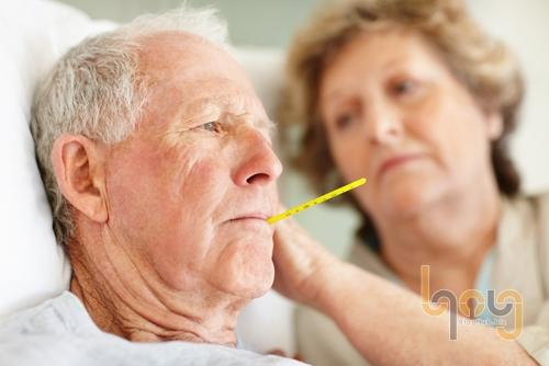 Những người cao tuổi nên hạn chế ăn uống đồ lạnh