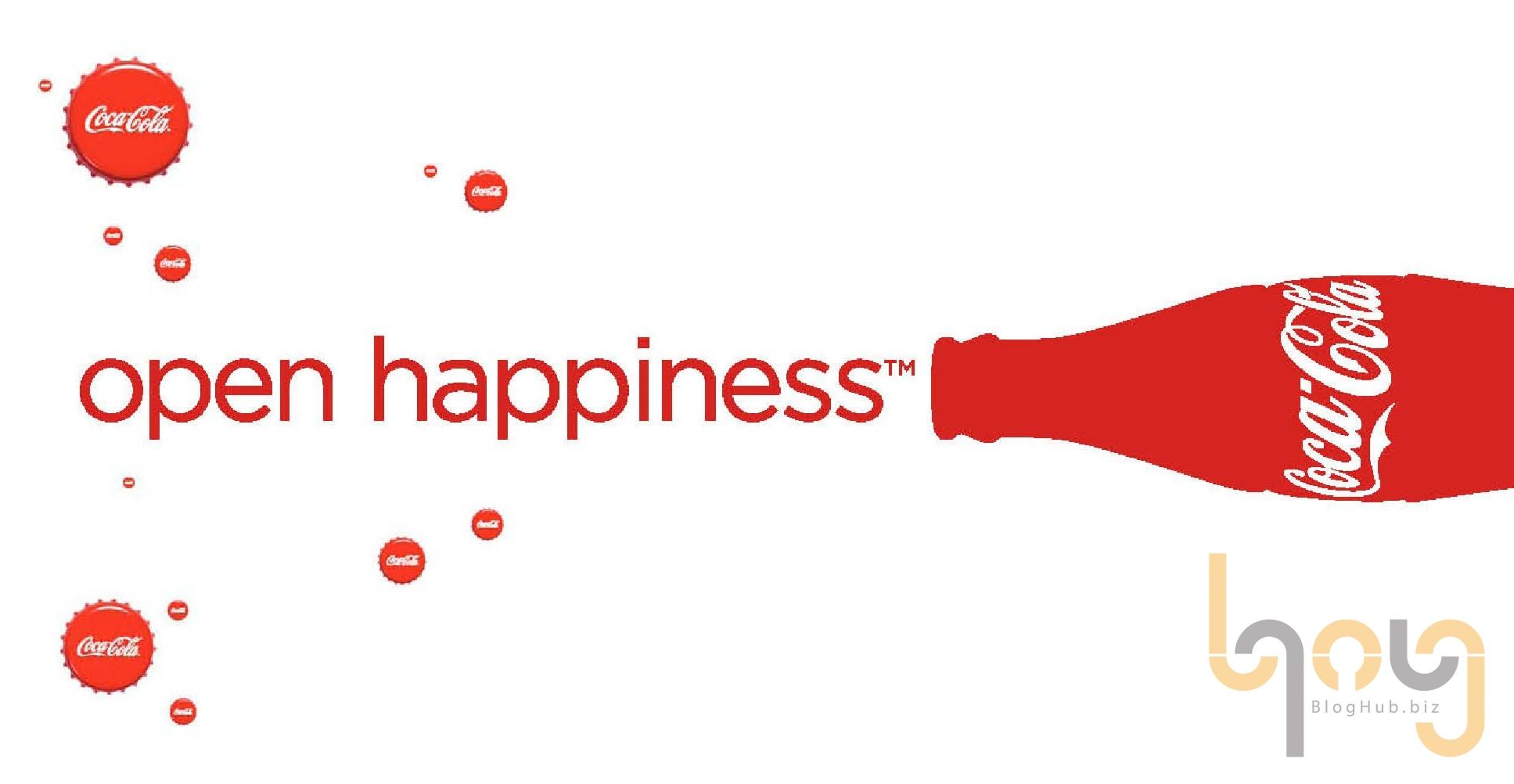 Câu slogan của Coca Cola