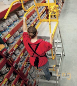 Lưu ý an toàn khi sử dụng xe thang