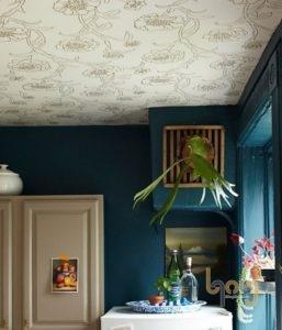 Giấy dán tường trang trí trần nhà