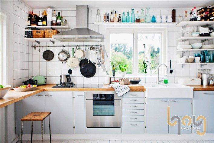 Tiêu chí chọn tủ kệ bếp đẹp cho gia đình