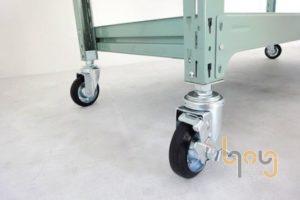 Kệ đa năng thiết kế bánh xe di chuyển