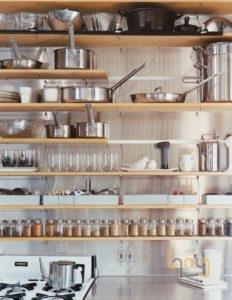 Kệ lắp ráp đa năng nhà bếp