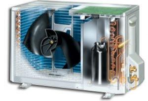 Cấu tạo dàn nóng máy lạnh