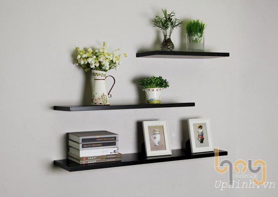 Cách làm kệ trưng bày ảnh đơn giản trong nhà