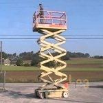Xe thang có thể thay đổi chiều cao