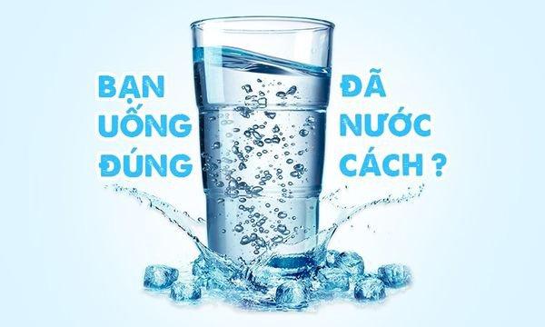 5 điều không phải ai cũng biết để uống nước đúng cách