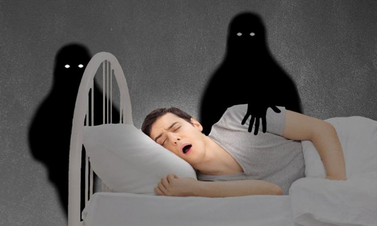 Hiện tượng bóng đè khi ngủ là gì?